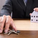 住宅と鍵のイメージ
